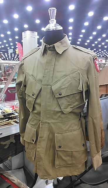 Green Jacket Antiques | Outdoor Jacket